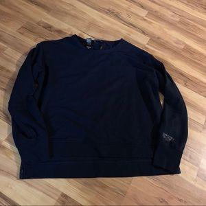 Victoria's Secret sport keyhole sweatshirt size L